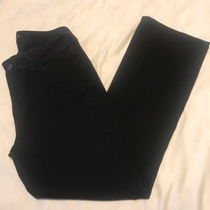 Riders by Lee Black Bootcut Jeans 14